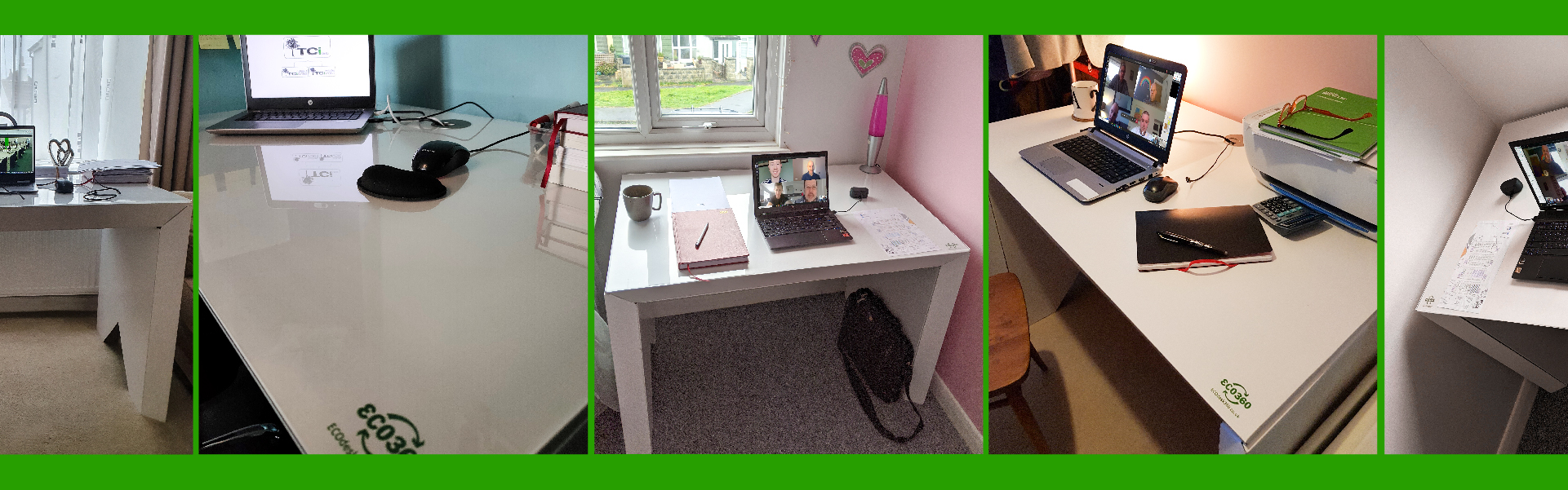 Working from home sustainably?